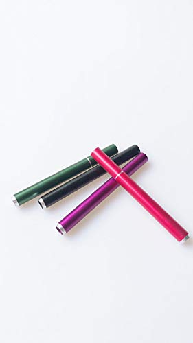 - 4 pcs 3.05 inch Modern Aluminum Alloy Cigarette Holders, Cigarette Shape Design (3.05 Inch)