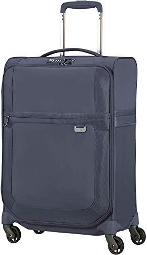 Samsonite Hand Luggage, 55 cm, 43.5 Liters, Blue