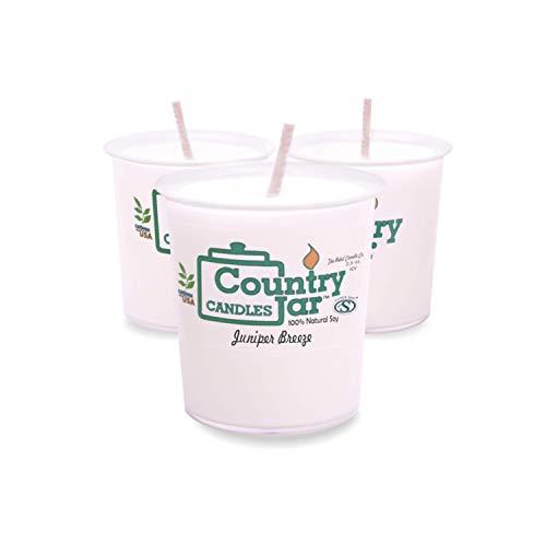 - Country Jar Lavender Chamomile Soy Votive Candles (3-Pack/1.75 oz. Each) Spring Pick-3 Sale! See Details.
