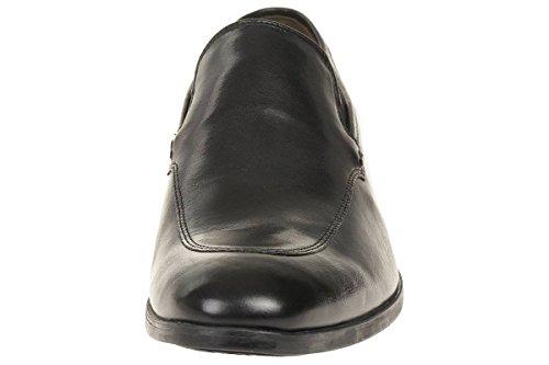 CLARKS Clarks Mens Shoe Banfield Step Black