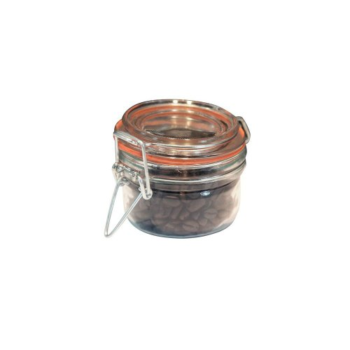 Anchor Hocking 98908 Clamp Top 5 Oz. Mini Heremes Jar - 12 / - Heremes Jar