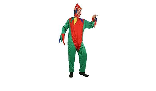 Atosa Disfraz de Loro (M-L): Amazon.es: Juguetes y juegos