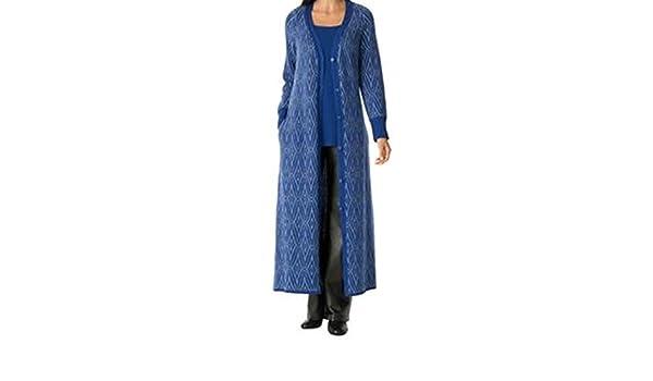 2ff6b571499c Amazon.com  Women s Winter Fall Long Sweater Coat Duster Cardigan ...