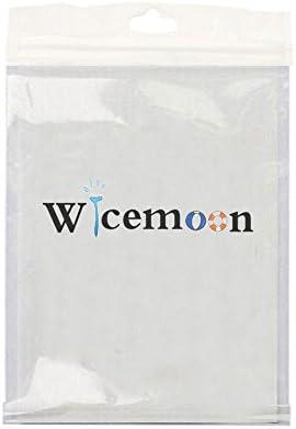Bague pour femme Wicemoon bijou de mariage pour filles et femmes bague en diamant en forme de n/œud papillon /à la mode Ajustable bague ouverte en cristal