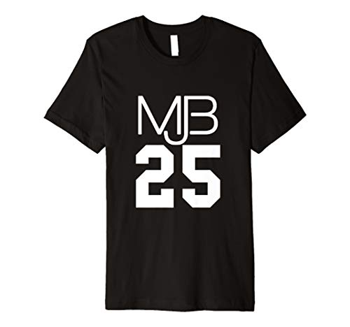 Mary J. Blige Official MJB 25 Year Premium T-Shirt