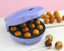 Babycakes Pop Maker: CP-94LV – Purple, Makes 12 Cake Pop's image