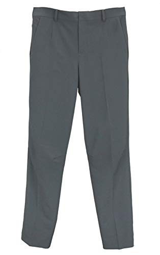 NIKE Golf Mens Tiger Woods Collection Standard Fit Pants - Grey ()