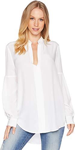 Equipment Women's Estella Blouse, Bright White, Small