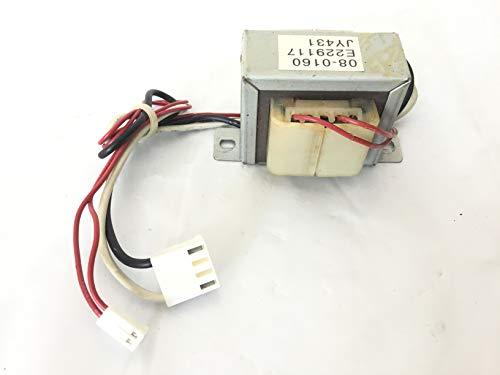IRONMAN fitness 220T Transformer Chokes 08-0160 Works with Keys Alliance Treadmill