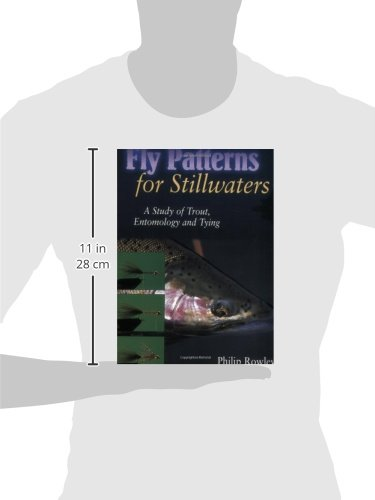 Fly Patterns for Stillwaters by Brand: Frank Amato Publications