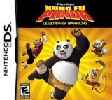 Kung Fu Panda Legendary Warriors (Import Version DS)