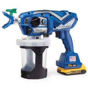 Best Cordless Paint Sprayer Reviews