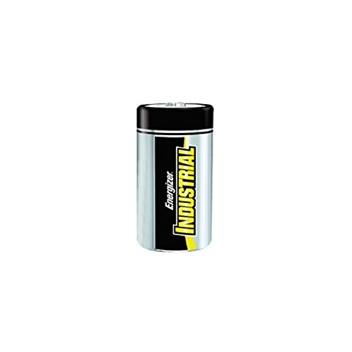 Pack of 100 Energizer Batteries EN95 D Size Industrial Alkaline Battery - Bulk Pack by Energizer