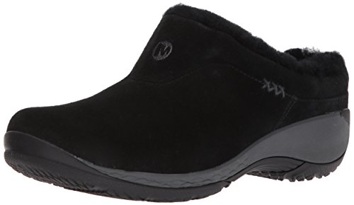 Merrell Women's Encore Q2 Ice Fashion Sneaker, Black, 7.5 M US (Wolverine 8 Inch Moc Toe Work Boots)