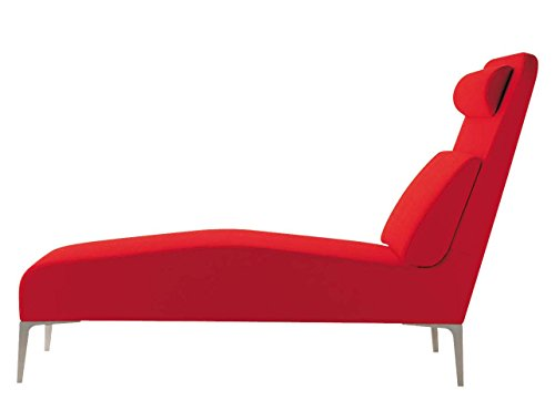 Segis USA Mi Longue Chaise Lounge, Mirror by Segis USA