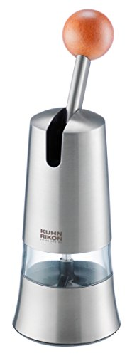 - Kuhn Rikon Epicurean Ratchet Grinder, Stainless