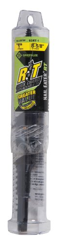 Greenlee 63RT-1 Replaceable Tip Nail Eater Auger Bit, 1-Inch X 8-5/8-Inch by Greenlee (Image #1)
