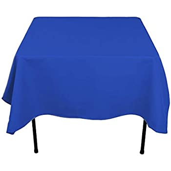 Amazon Com Morlan Linens Plus Square Tablecloth For
