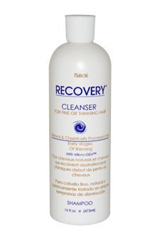 Recovery Cleanser Shampoo Nairobi 16 oz Shampoo for Unisex