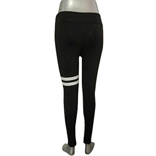 SmrBeauty Pantaloni di Yoga Donna,Eleganti Palestra Pantaloni Donna Fitness Leggins Pantaloni Sportivi Giacche da Ginnastica Femminile di Fitness Fitness Running Pilates Pantaloni