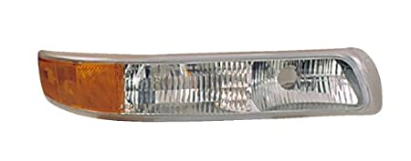 Eagle Eyes GM166-U000R Chevrolet Passenger Side Park Lamp/Side Marker/Signal Lamp GM2521173V rm-EGL-GM166-U000R