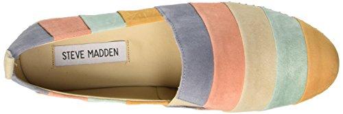 Donna Multicolore Pattie Espadrillas Madden Steve Basse Multi Bright qwRpOzF