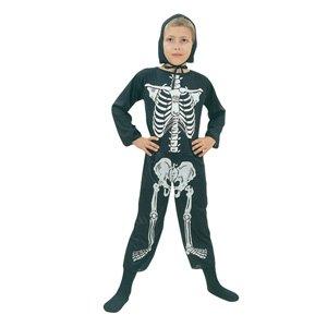 Halloween Skeleton Costume Kids.Childrens Halloween Costume Skeleton Costume Medium Size