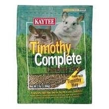 Kaytee Timothy Complete Chinchilla (3 (Timothy Complete Chinchilla Food)