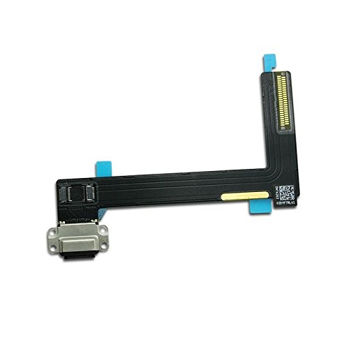 ThePerfectPart OEM Charging Port Flex Cable Prime Charge Port Dock Connector USB iPad 6 2 Black