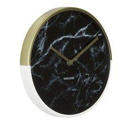 Present Time Karlsson Modern Wall Clock - Unique &...