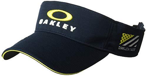 Oakley Men's Bg Emb Visor, Fathom, One Size
