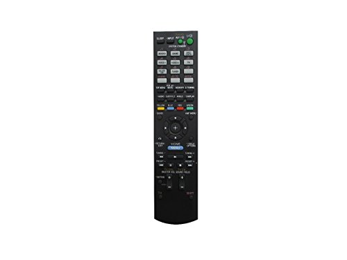 Hotsmtbang Replacement Remote Control For Sony 148950811 STR-KS380 RM-AAU135 149017111 STR-CT550WT RM-AAU120 DVD Home Theater AV A/V Receiver -  Hotsmt-1970