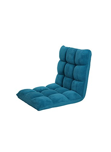 Iconic-Home-Daphene-Adjustable-Recliner-Rocker-Memory-Foam-Armless-Floor-Gaming-Ergonomic-Chair