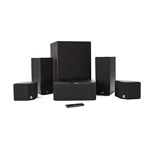 Enclave Audio CineHome HD 5.1 Wireless Audio Home Theater System (Surround Theater Wireless Sound)