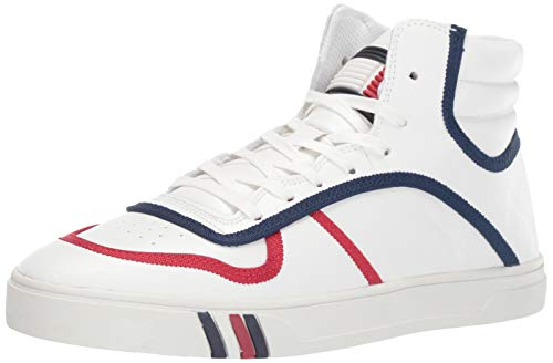 - Tommy Hilfiger Men's Japan Sneaker, White, 9 Medium US