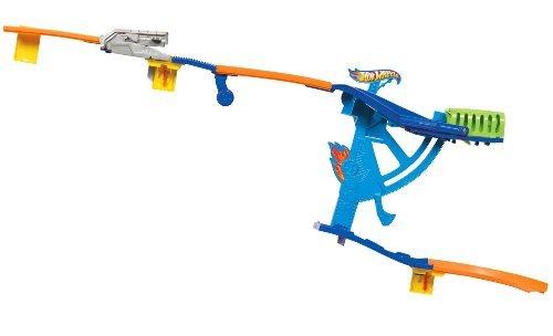 Hot Wheel Swing (Hot Wheels Wall Tracks Swing-Arm Slide Track Set by Hot Wheels)