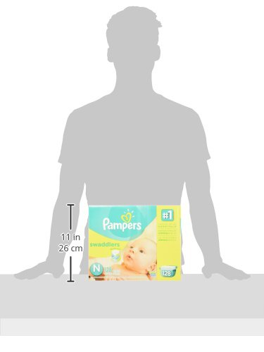 Large Product Image of Pampers Swadlers size N