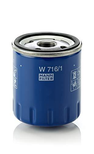 MANN-FILTER W 716/1 Original Filtro de Aceite, para automoviles