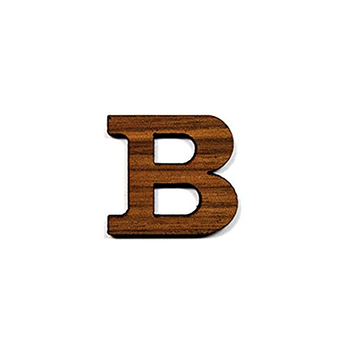 (Beta Greek Letter Made of Wood for Paddle Mascot Board (1.5 Inch))