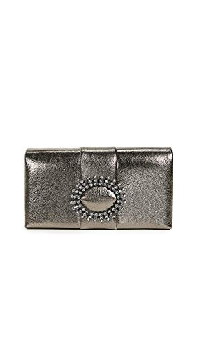 Women's Inge Sara Clutch Pewter Christopher Pw8wq5F
