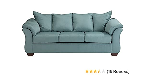 amazon com ashley furniture signature design darcy sofa 3 seats rh amazon com