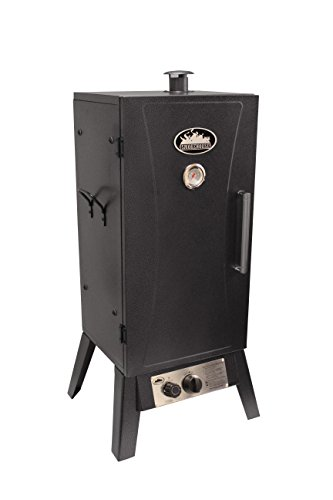Smokehouse Products Outdoor Gas Smoker/Cooker, Silver