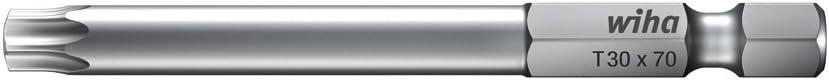 Wiha Embout n/°.T10 Cond..10 Embout de vissage standard-empreinte torx ou etoile autocentreur Long mm.50
