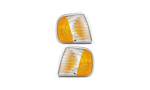 Evan-Fischer EVA20572054946 Corner Light Set of 2 Passenger & Driver