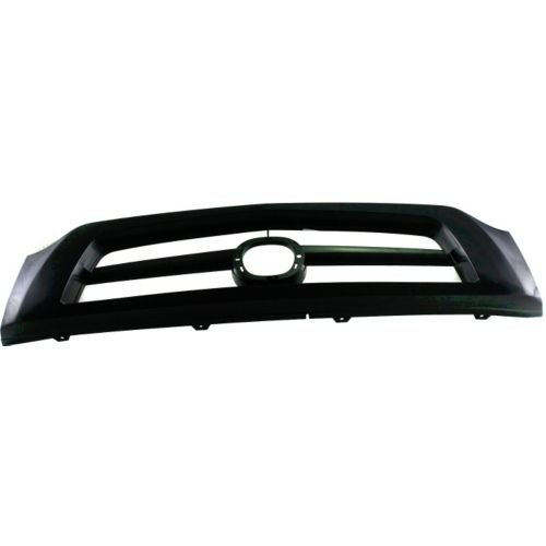 Perfect Fit Group M070154 - Mazda Pickup Grille, Textured Black