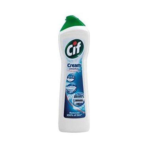 Cif Cream Cleaner White 250Ml. - 250Ml - by Cif