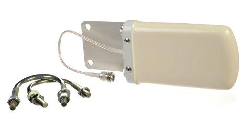 AIR802 Wideband - Multiband - Broadband Log Periodic Directional Antenna 2.3 to 5.9 GHz 8 dBi