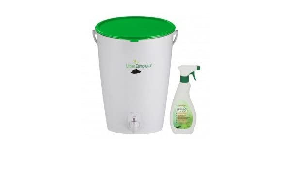 Urban Compostadora (15L incluye Speedy Compost - Garantia: Amazon.es: Jardín