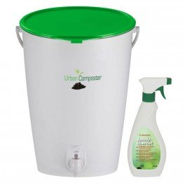 Urban Compostadora (15L incluye Speedy Compost – Garantia