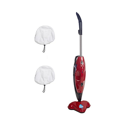 H20 3-in-1 Ultra Steam Mop (H20 Hand Held Steamer)
